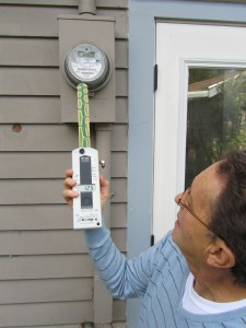 Electric Meter Field Measurement